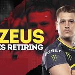 """""""Zeus"""" kończy karierę po BLAST Pro Series w Moskwie"""