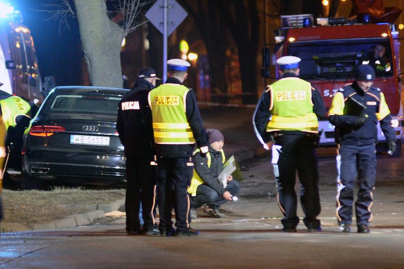 Zeznania świadków, szacowanie prędkości na podstawie monitoringu i opinia biegłych - to filary na których oparła się prokuratura /Łukasz Kalinowski /East News