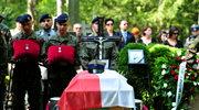 Zginął w Afganistanie. Pochowano żołnierza Celebudzkiego