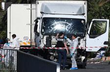 Zginęło 87 osób. Zatrzymano poszukiwanego wspólnika zamachowca z Nicei