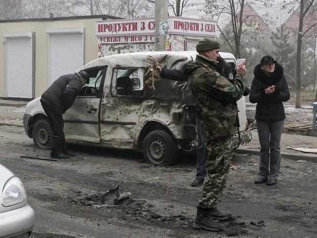 Zginęło co najmniej 30 osób, a blisko 100 zostało rannych /SERGEY VAGANOV /PAP/EPA