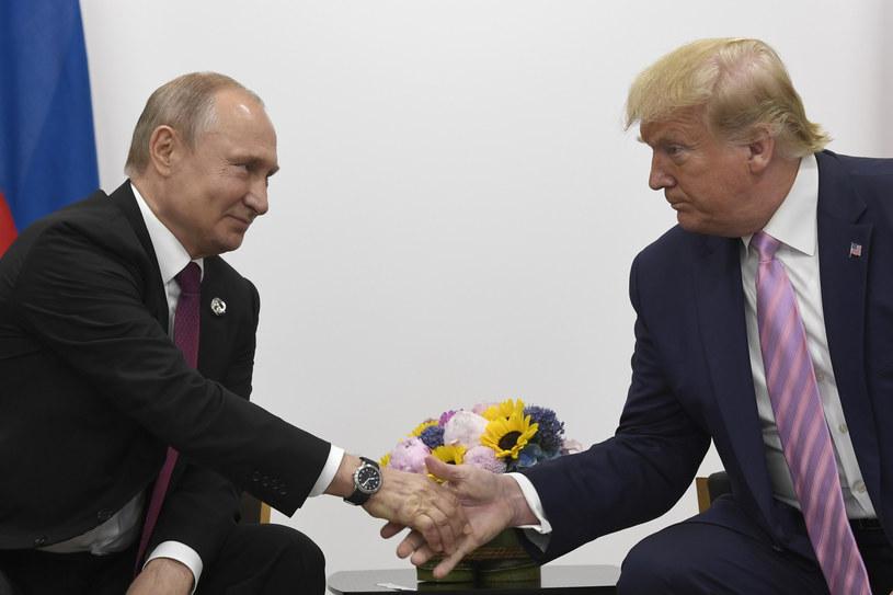 Zgodnie z interpretacją objawień Władimir Putin ma paść ofiarą zamachu, a Donald Trump poważnie zachorować /East News