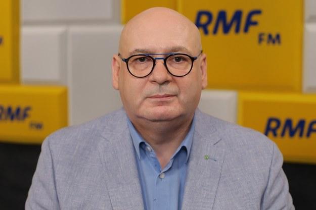 Zgorzelski o braku zgody na zdalne obrady: Zaiste egzotyczna koalicja - pana Budki z panem Winnickim