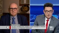 """Zgorzelski w """"Gościu Wydarzeń"""": Poprzemy Fundusz Odbudowy, ale..."""