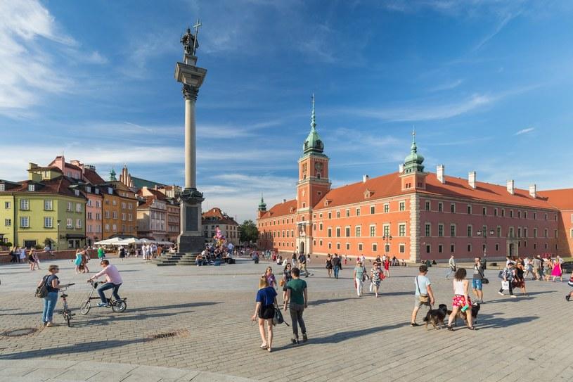 Zgromadzenie Narodowe zbierze się w piątek na Zamku Królewskim w Warszawie / Arkadiusz Ziolek /East News