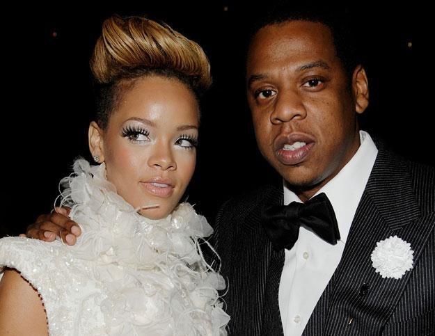 Zgrzyt w znajomości Rihanny i Jaya-Z? fot. Larry Busacca /Getty Images/Flash Press Media