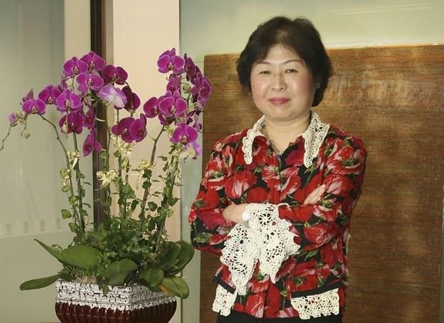 """Zhang Yin - najbogatsza kobieta świata wg. chińskiego magazynu """"Hurun Report"""" /Getty Images/Flash Press Media"""