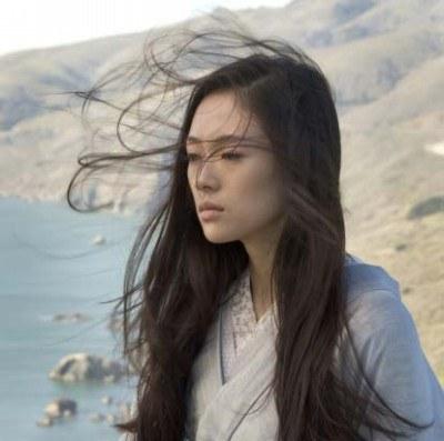 """Zhang Ziyi w filmie """"Wyznania gejszy"""" /"""