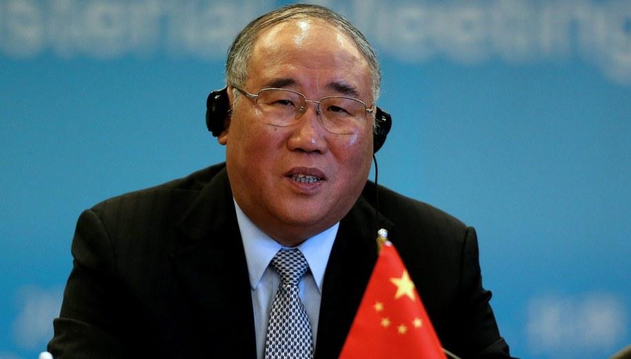 Zhenhua Xie /WU HONG /PAP/EPA