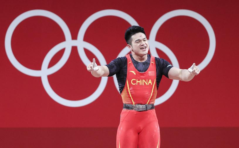 Zhiyong Shi zdobył złoto, pokonując m.in. rywali z Wenezueli i Albanii /Yang Lei/Xinhua News/East News /East News