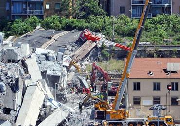Zidentyfikowano część ofiar zawalenia się wiaduktu.  Pochodzą z Włoch, Francji, Albanii i Chile