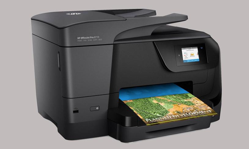 """""""Zidentyfikowano dwie luki w zabezpieczeniach niektórych drukarek atramentowych HP"""" /materiały prasowe"""