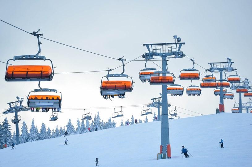 Zieleniec Ski Arena /Gerard /Reporter