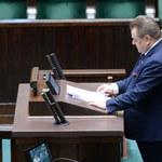 Zieliński: Za rządów PO-PSL było 60 kolizji z udziałem pojazdów BOR