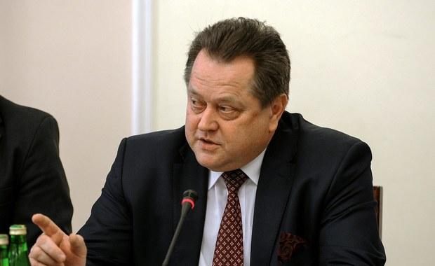 """Zieliński zostaje w MSWiA. """"Chciałbym uspokoić wszystkich komendantów"""""""