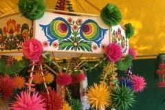 Zielka i wianki, czyli atrakcje w skansenie w Maurzycach