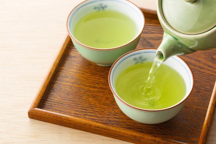 zielona herbata okład /© Photogenica
