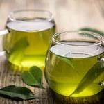 Zielona herbata wzmocni twoje rzęsy