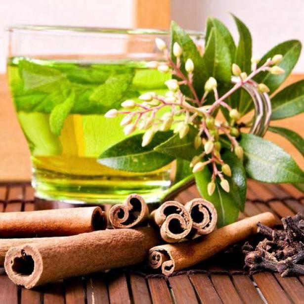 zielona herbata z cynamonem /© Photogenica