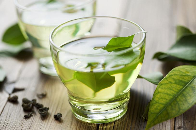 zielona herbata /© Photogenica