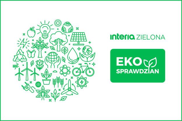 """Zielona Interia z akcją edukacyjną """"Eko-sprawdzian"""" /Interia.pl /INTERIA.PL"""