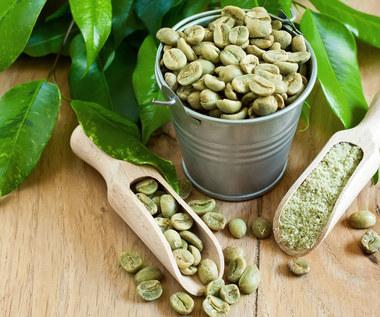 Zielona kawa: Przyspiesza metabolizm i dodaje energii