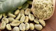 Zielona kawa spala tłuszcz
