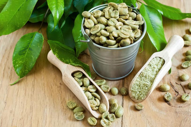 Zielona kawa to dietetyczny hit /©123RF/PICSEL