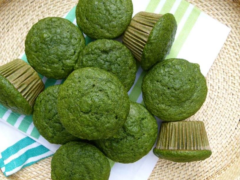 zielone muffinki /© Photogenica