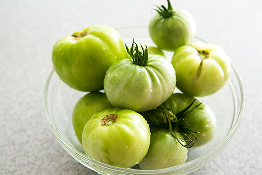 zielone pomidory /© Photogenica