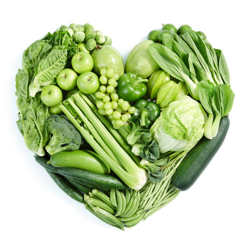 Zielone warzywa liściaste właściwości /© Photogenica