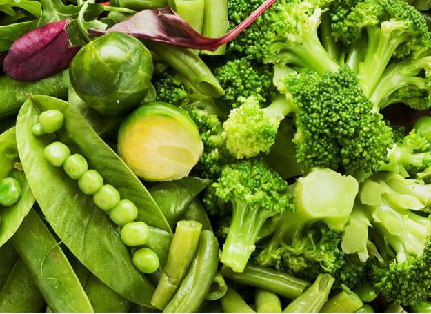 Zielone warzywa są najzdrowsze. /123RF/PICSEL