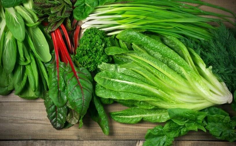 zielone warzywa w diecie /© Photogenica