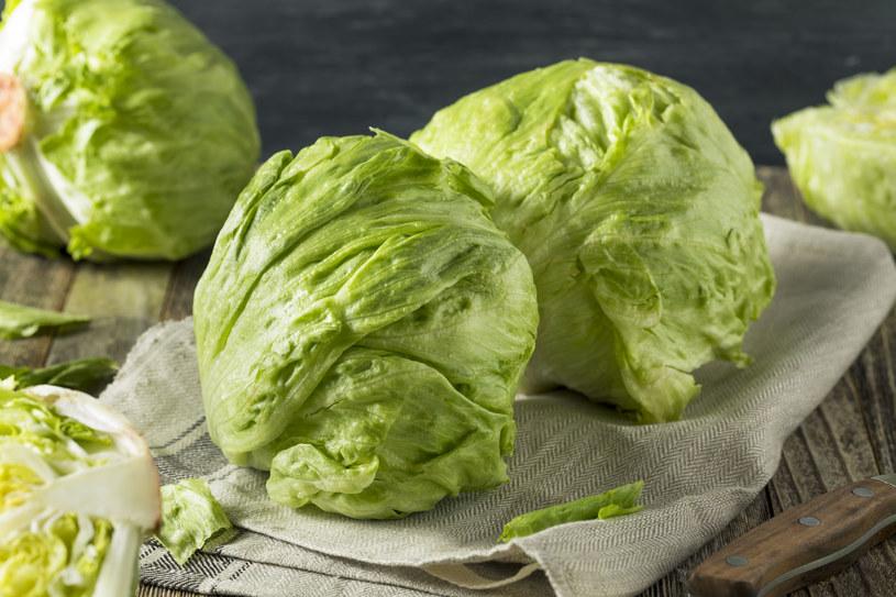 Zielone warzywa wspierają kondycję mózgu /123RF/PICSEL