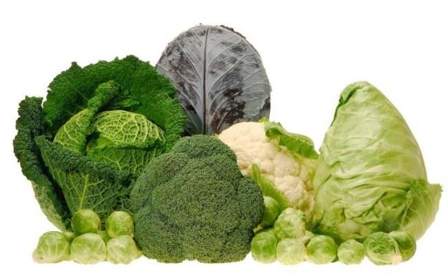 Zielone warzywa zdrowe odżywianie /© Photogenica