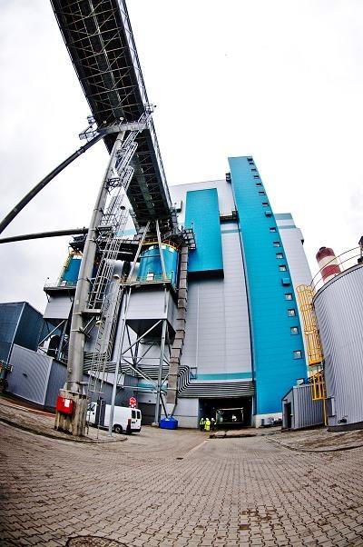 Zielony Blok w Elektrowni Połaniec. Fot. ENGIE /Informacja prasowa