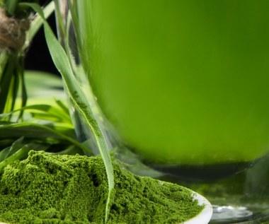 Zielony jęczmień: Efektywnie redukuje tkankę tłuszczową