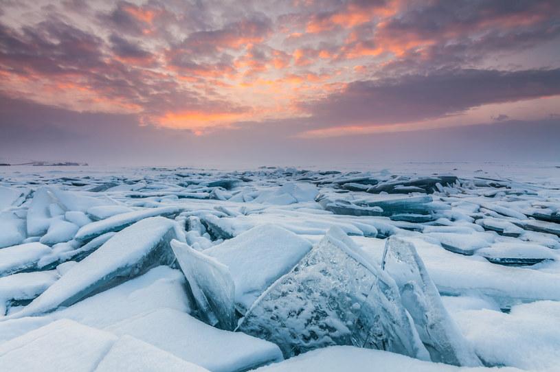 Ziemia już kiedyś była pokryta lodem /123RF/PICSEL