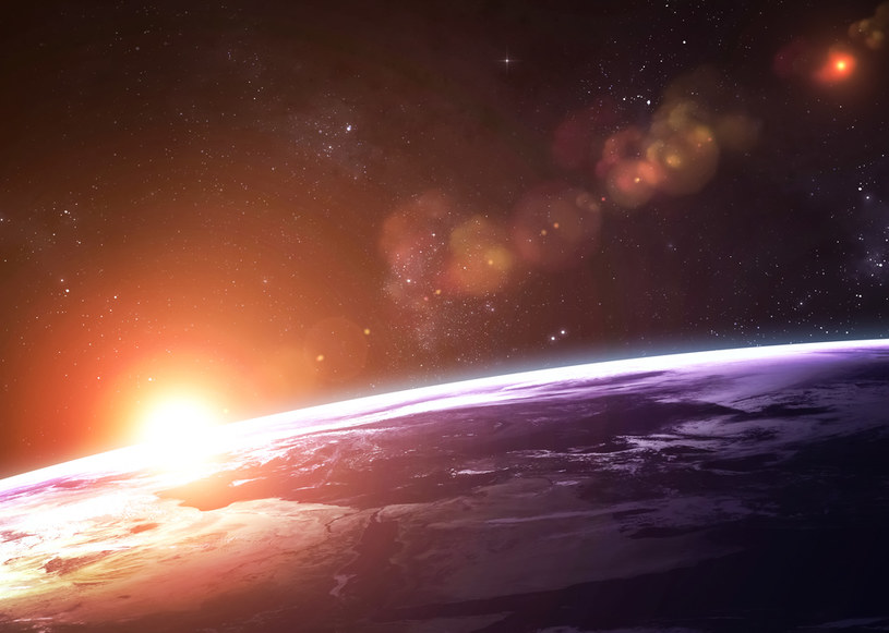 Ziemia może zmierzać do zamiany biegunów /123RF/PICSEL
