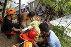 Ziemia osunęła się na Filipinach. Są zabici