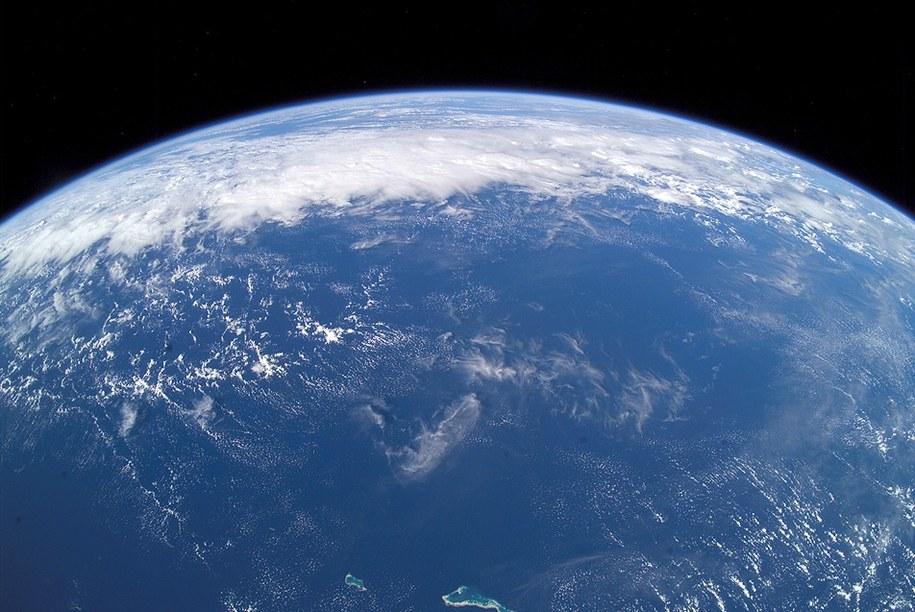 Ziemia sfotografowana przez siódmą załogę Międzynarodowej Stacji Kosmicznej /NASA /Materiały prasowe