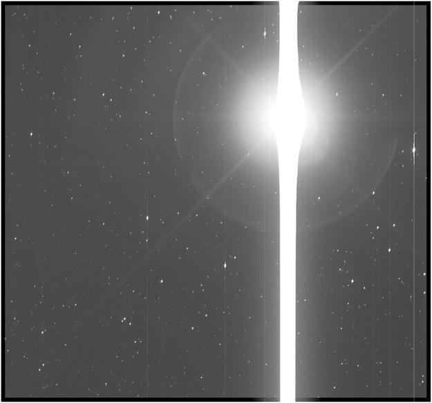 Ziemia w polu widzenia sondy Kepler /www.nasa.gov/kepler /Materiały prasowe