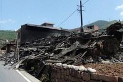 Ziemia zatrzęsła się w Chinach: Tysiące zabitych i rannych