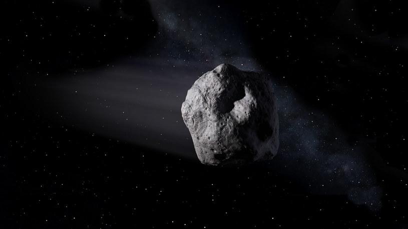 Ziemię ciągle mijają obiekty mniejsze i większe /NASA