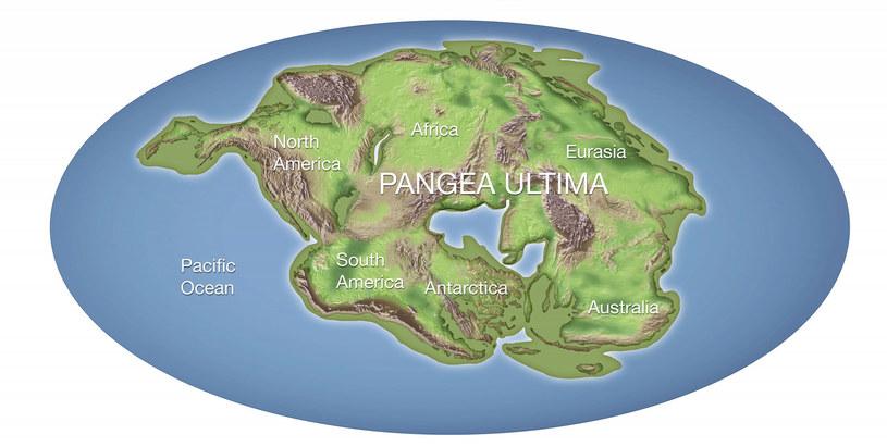 Ziemię w odległych czasach pokrywał tylko jeden superkontynent /MIKKEL JUUL JENSEN /East News