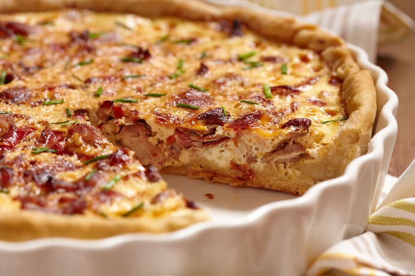 Ziemniaczana tarta z warzywami /123RF/PICSEL