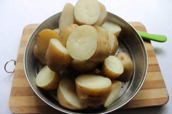 ziemniaki okłady leczenie /© Photogenica
