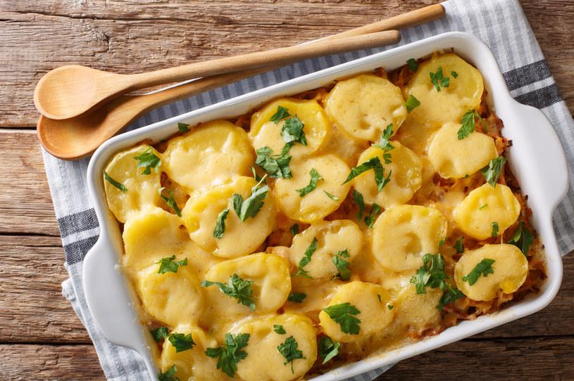 Ziemniaki po cabańsku to małopolski przysmak /123RF/PICSEL