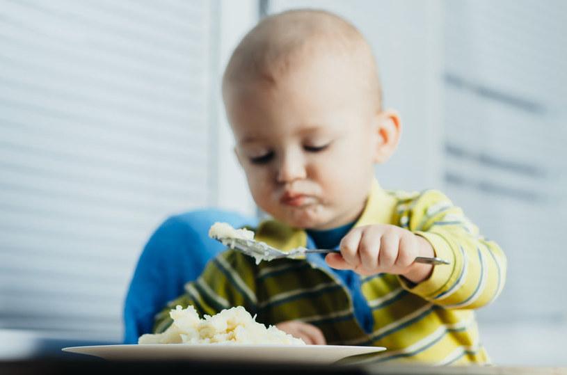 Ziemniaki są dobre dla małych brzuszków! /123RF/PICSEL