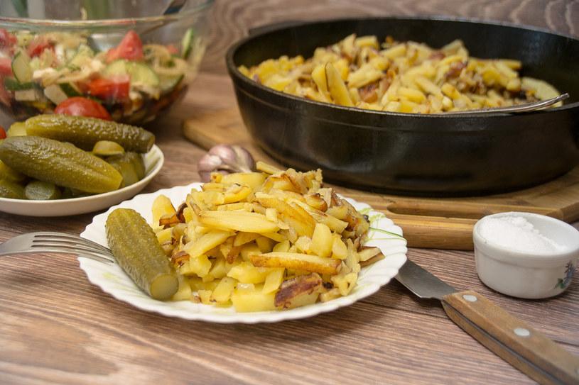Ziemniaki smażone po rosyjsku /123RF/PICSEL